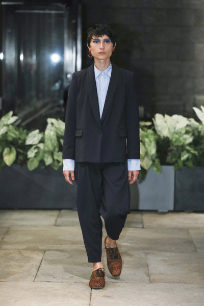 Rachel Comey Spring 2018 Ready-to-Wear - Look #23