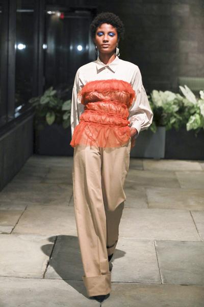 Rachel Comey Spring 2018 Ready-to-Wear - Look #24