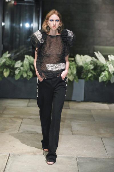 Rachel Comey Spring 2018 Ready-to-Wear - Look #25