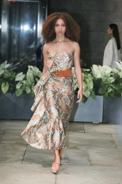 Rachel Comey Spring 2018 Ready-to-Wear - Look #26