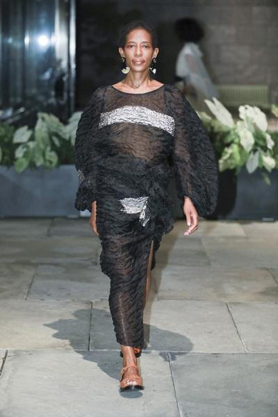 Rachel Comey Spring 2018 Ready-to-Wear - Look #27