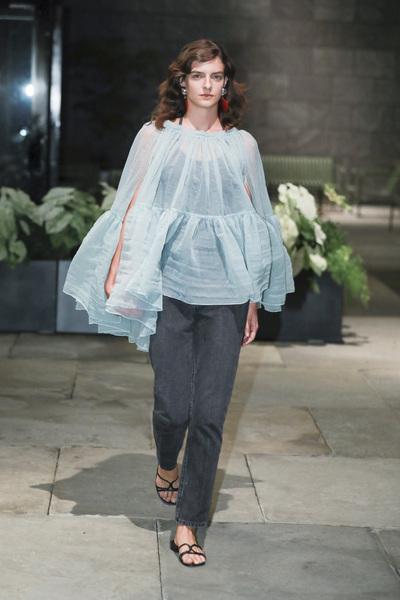 Rachel Comey Spring 2018 Ready-to-Wear - Look #28