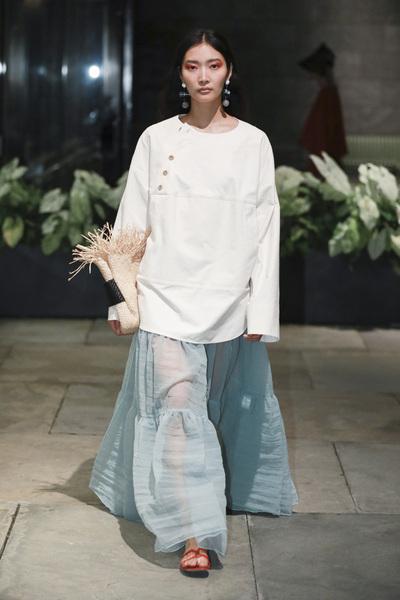 Rachel Comey Spring 2018 Ready-to-Wear - Look #29