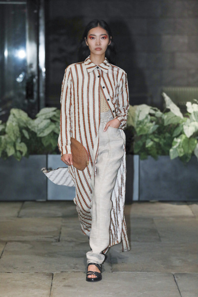 Rachel Comey Spring 2018 Ready-to-Wear - Look #3
