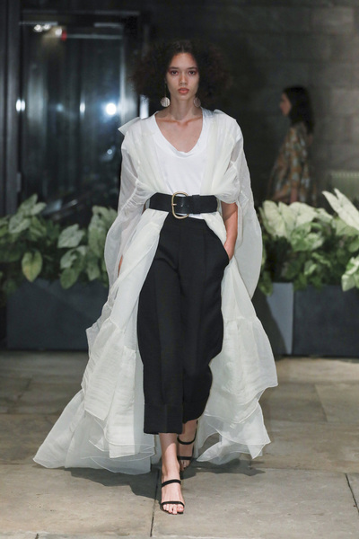 Rachel Comey Spring 2018 Ready-to-Wear - Look #30