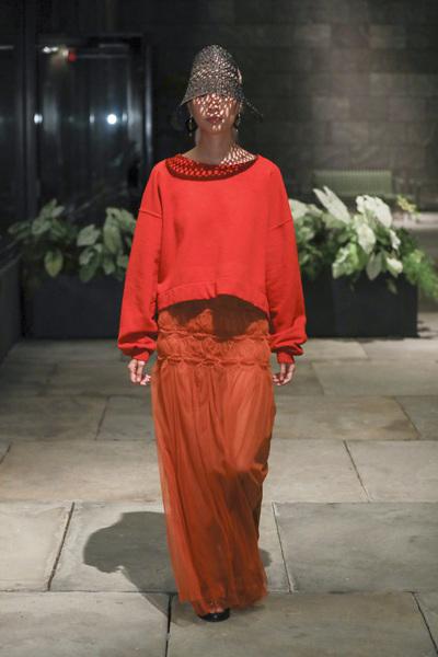 Rachel Comey Spring 2018 Ready-to-Wear - Look #32