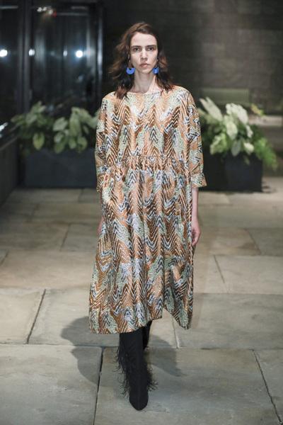 Rachel Comey Spring 2018 Ready-to-Wear - Look #33