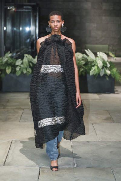 Rachel Comey Spring 2018 Ready-to-Wear - Look #34