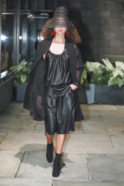 Rachel Comey Spring 2018 Ready-to-Wear - Look #4