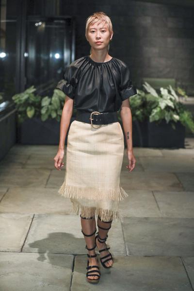 Rachel Comey Spring 2018 Ready-to-Wear - Look #5