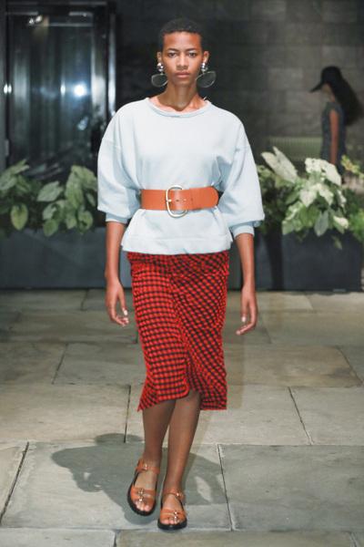 Rachel Comey Spring 2018 Ready-to-Wear - Look #6