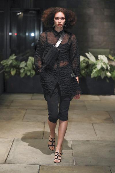 Rachel Comey Spring 2018 Ready-to-Wear - Look #7