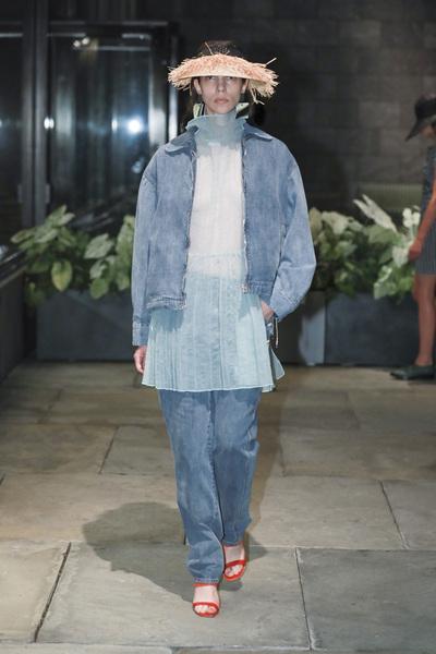 Rachel Comey Spring 2018 Ready-to-Wear - Look #8