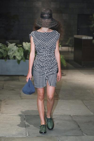 Rachel Comey Spring 2018 Ready-to-Wear - Look #9