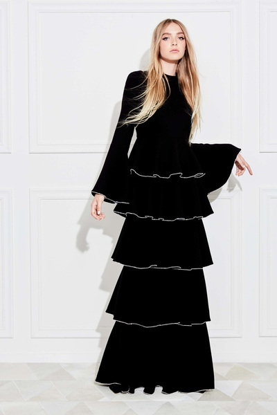 Rachel Zoe Resort 2018 - Look #16