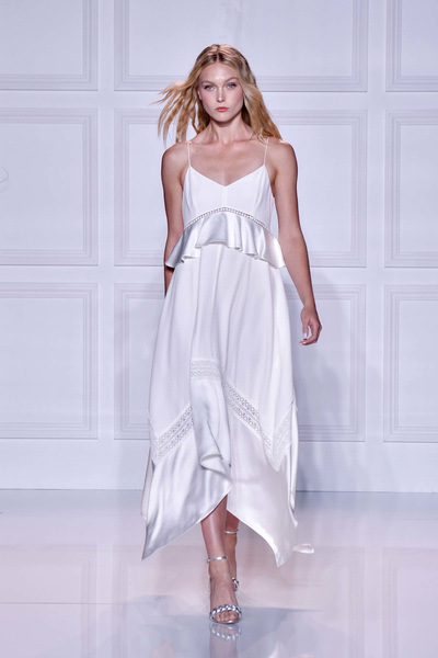 Rachel Zoe Spring 2018 Ready-to-Wear - Look #11