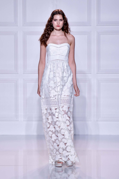 Rachel Zoe Spring 2018 Ready-to-Wear - Look #12