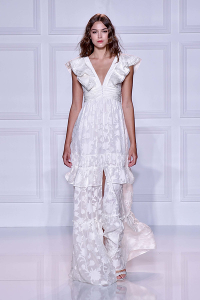 Rachel Zoe Spring 2018 Ready-to-Wear - Look #17