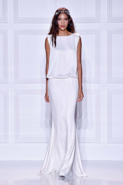 Rachel Zoe Spring 2018 Ready-to-Wear - Look #19