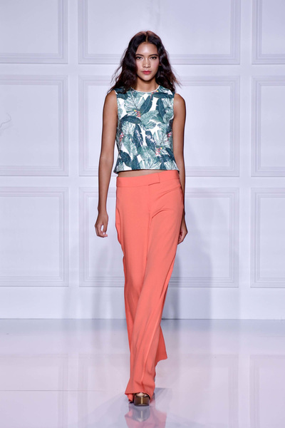 Rachel Zoe Spring 2018 Ready-to-Wear - Look #2