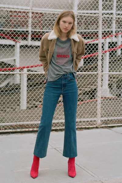 Rag & Bone Resort 2018 - Look #10