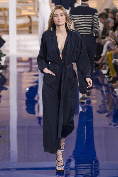 Ralph Lauren Spring 2018 Ready-to-Wear - Look #16