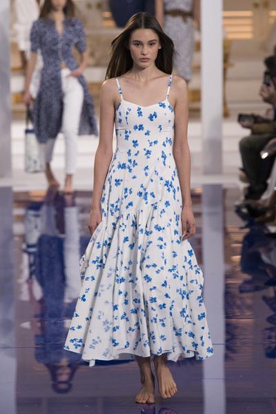 Ralph Lauren Spring 2018 Ready-to-Wear - Look #2