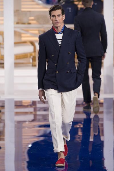 Ralph Lauren Spring 2018 Ready-to-Wear - Look #20