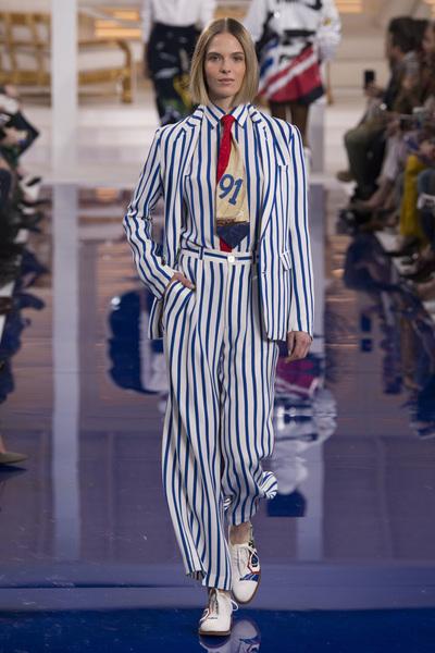 Ralph Lauren Spring 2018 Ready-to-Wear - Look #23