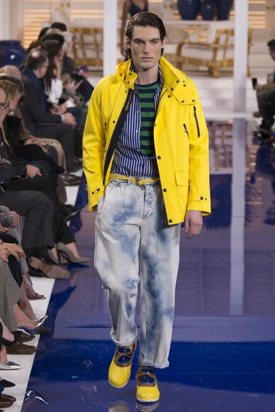 Ralph Lauren Spring 2018 Ready-to-Wear - Look #36
