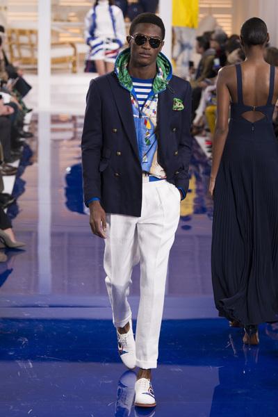 Ralph Lauren Spring 2018 Ready-to-Wear - Look #38