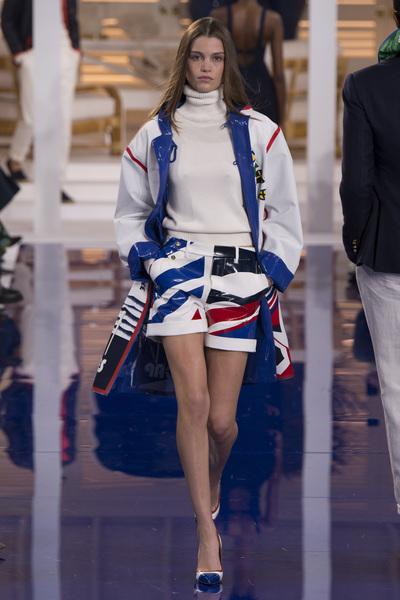 Ralph Lauren Spring 2018 Ready-to-Wear - Look #39