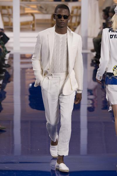 Ralph Lauren Spring 2018 Ready-to-Wear - Look #44