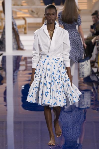 Ralph Lauren Spring 2018 Ready-to-Wear - Look #5