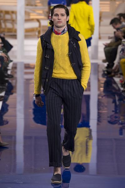 Ralph Lauren Spring 2018 Ready-to-Wear - Look #51