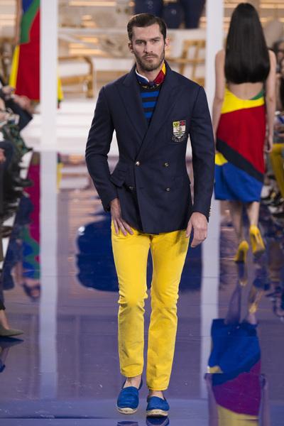 Ralph Lauren Spring 2018 Ready-to-Wear - Look #57
