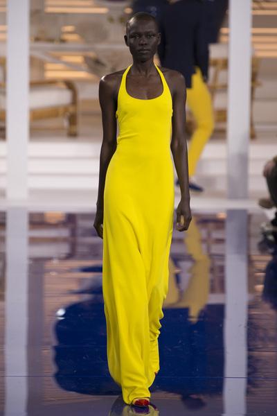 Ralph Lauren Spring 2018 Ready-to-Wear - Look #59