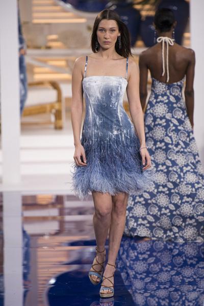 Ralph Lauren Spring 2018 Ready-to-Wear - Look #8