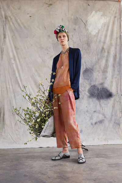 Raquel Allegra Resort 2018 - Look #18