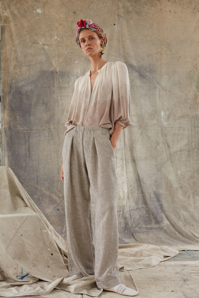 Raquel Allegra Resort 2018 - Look #5