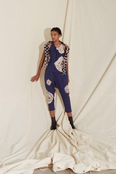 Raquel Allegra Spring 2018 Ready-to-Wear - Look #22