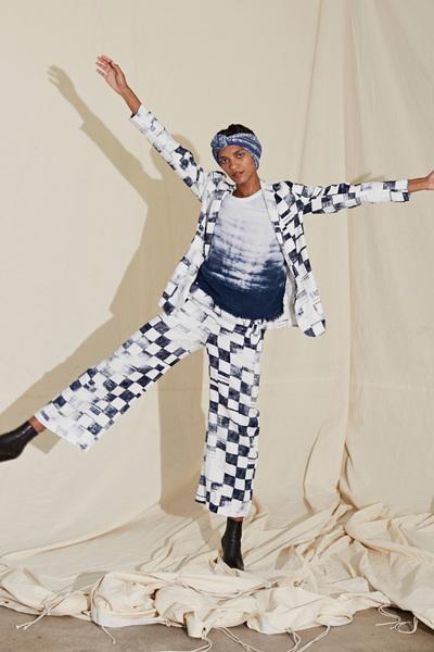 Raquel Allegra Spring 2018 Ready-to-Wear - Look #24