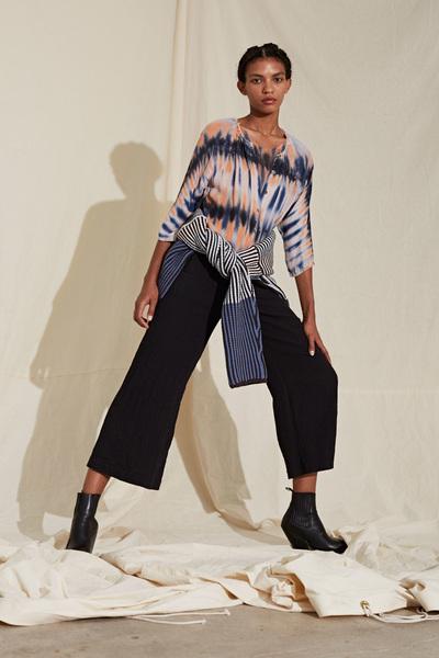 Raquel Allegra Spring 2018 Ready-to-Wear - Look #27