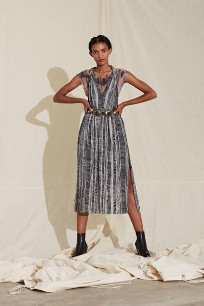 Raquel Allegra Spring 2018 Ready-to-Wear - Look #28