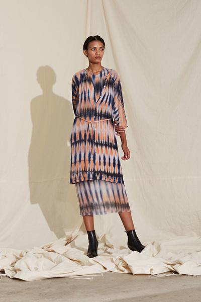 Raquel Allegra Spring 2018 Ready-to-Wear - Look #29