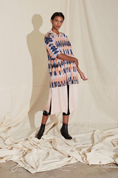 Raquel Allegra Spring 2018 Ready-to-Wear - Look #30