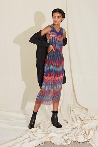 Raquel Allegra Spring 2018 Ready-to-Wear - Look #5