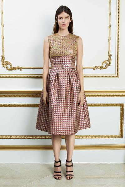 Reem Acra Spring 2018 Ready-to-Wear - Look #11