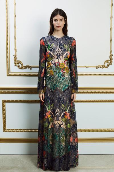 Reem Acra Spring 2018 Ready-to-Wear - Look #14