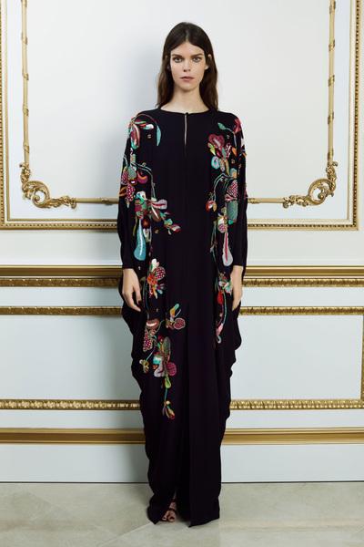 Reem Acra Spring 2018 Ready-to-Wear - Look #16